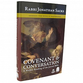 Covenant & Conversation - Volume 1: Genesis, The Book of Beginnings
