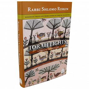 Torah Lights: A Biblical Commentary - Bamidbar