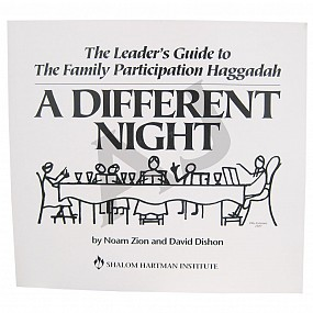 A Different Night - The Leader's Guide
