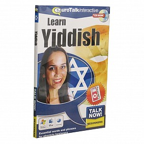 Talk Now! Learn Yiddish - CD