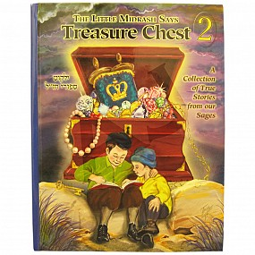 The Little Midrash Says Treasure Chest 2