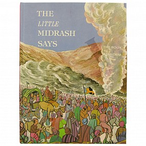 The Little Midrash Says - Bamidbar