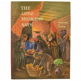 The Little Midrash Says - Shemot