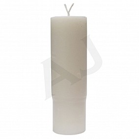 Round shaped Havdalah Candle