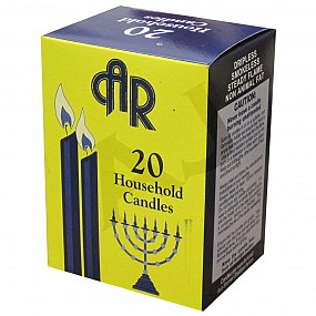 20 Household Candles