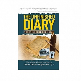 The Unfinished Diary; A Chronicle of Tears