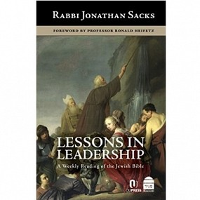 Lessons in Leadership: A Weekly Reading of the Jewish Bible