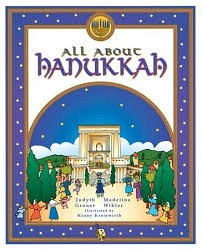 All About Hanukkah - paperback