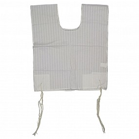 Round Neck Tzitzit - 100% cotton