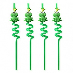 Passover Frog Straws