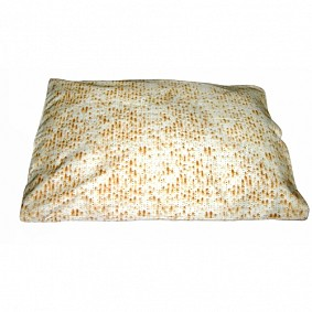 Matzah Pillow Case
