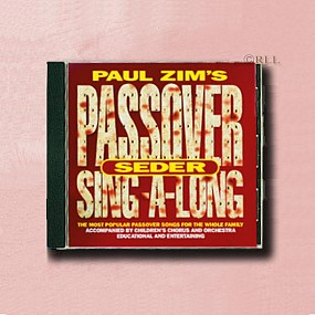 Passover sing-a-long CD