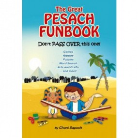The Great Pesach Funbook