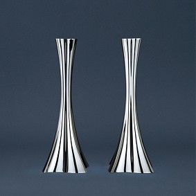 Original Sterling Silver Candlesticks