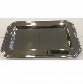 Rectangular Tray - Nickel