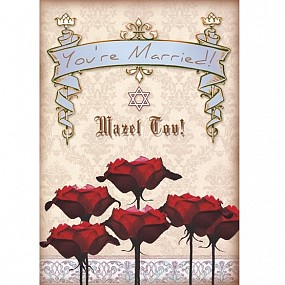 Mazel Tov! You're Married!