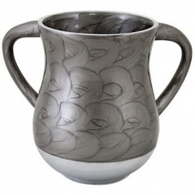 Elegant Washing Cup - Grey