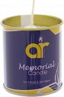 Memorial Candle in Tin 24 Hours