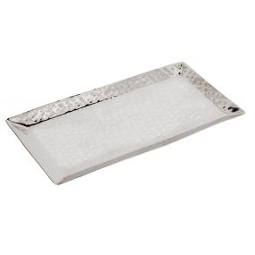 Emanuel Hammered Tray Medium