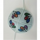 Light Blue Baby Kippah - Baloons