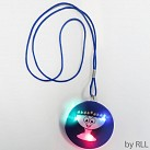 Chanukah Light Up - Pendant Necklace