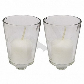 Glass holders - set of 2