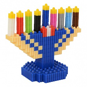 Build your own Menorah