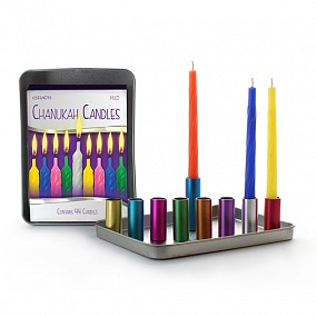Magnetic Chanukah Menorah