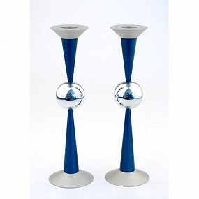 Agayof Candlesticks - Ball design large