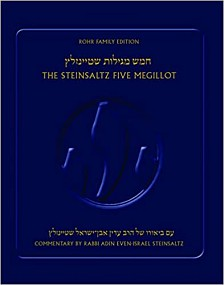 The Steinsatz five Megillot