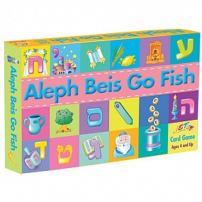 Aleph Beis Go Fish