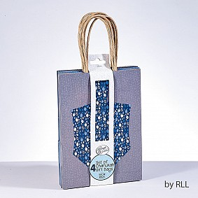 Chanukah Gift Bags set of 4