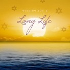 Wishing you a long life - Sunset