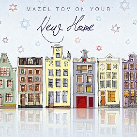 Mazel Tov on your New Home