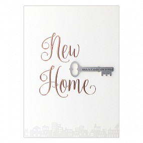 Mazel Tov on your New Home (Key)