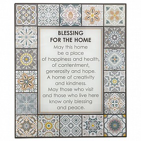 English home blessing