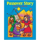 Passover Story Colouring Book