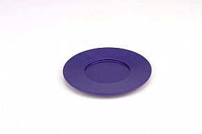 Agayof Kiddush Cup Plate - purple