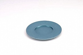 Agayof Kiddush Cup Plate - teal