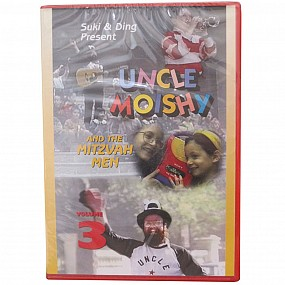 Uncle Moishy and The Mitzvah Men Volume 3