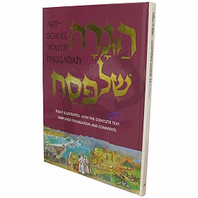 Youth Haggadah - Hardback